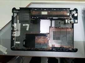 Carcasa laptop Compaq cq42 dvd teclado