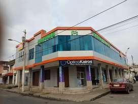 """OFICINAS Y LOCALES COMERCIALES EN """"EDIFICIO MARCOS VILLACIS"""""""