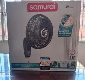 Ventilador Samurai turbo silence