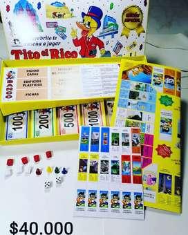 TITO EL RICO Mr. OCA