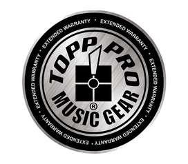 Amplificador Topp Pro TRX1000 Sonido 340W