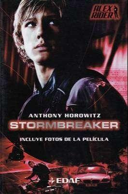 Libro: Stormbreaker, de Anthony Horowitz [novela de espionaje]