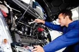 Solicito operario mecánico automotriz