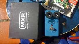 Mxr Blue Box -  Fuzz Octave - En Caja.