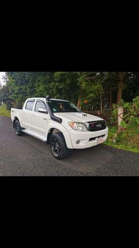 Hilux 4x4 impecable 2007