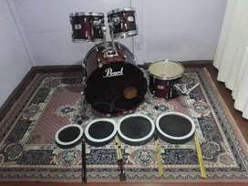PEARL SESSION STUDIO IMPECABLE