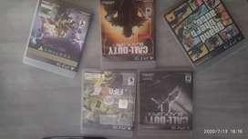 Juegos PS3, el combo 170 negociables (también por separado)