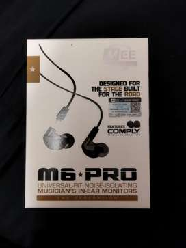 Inears M6 pro