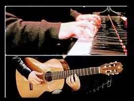 Clases, Piano, Guitarra, Canto Aprende sin salir de Casa