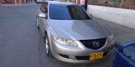 Mazda 6 Mod. 2008 Mecánico 2000 cc.