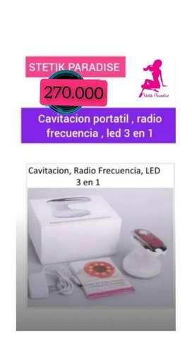 Cavitacion Portatil,radiofrecuencia 3en1