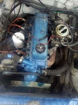 Motor datsun