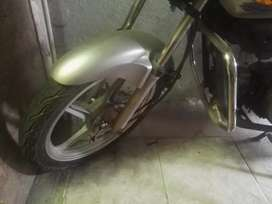 Vendo moto honda eco de lux