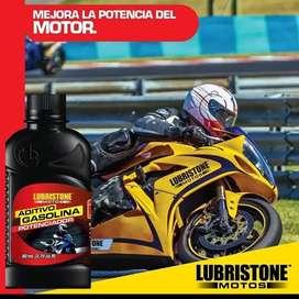 Todo lo que necesitas para tu moto lubristone