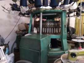 Vendo máquina circular tejedora