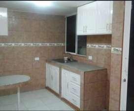 Minidepartamento dentro de conjunto habitacional para persona sola o pareja