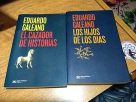 Eduardo Galeano: Hijos de los días y El cazador de Historias