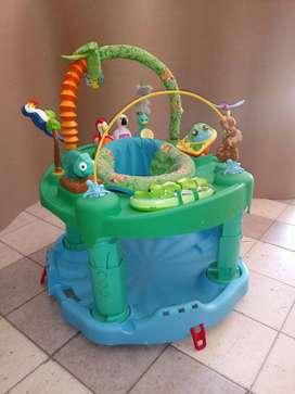 Centro de actividad para bebe.