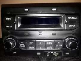 Radio kia rio space