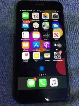 Iphone 7 plus negro 256gb