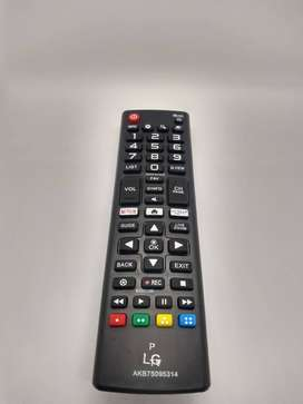 CONTROL SMART TV LG