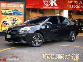 Toyota Corolla 2016 como nuevo!!