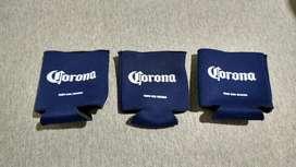 3 Porta latas conservador de frío Corona