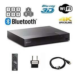 Blueray Sony wifi Bluetooth nuevo