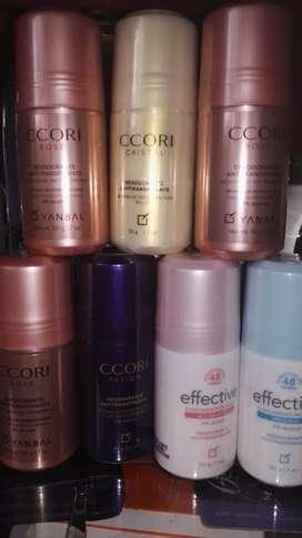 Desodorantes unique