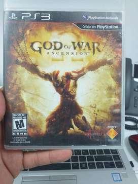 GOD OF WAR ASCENCION