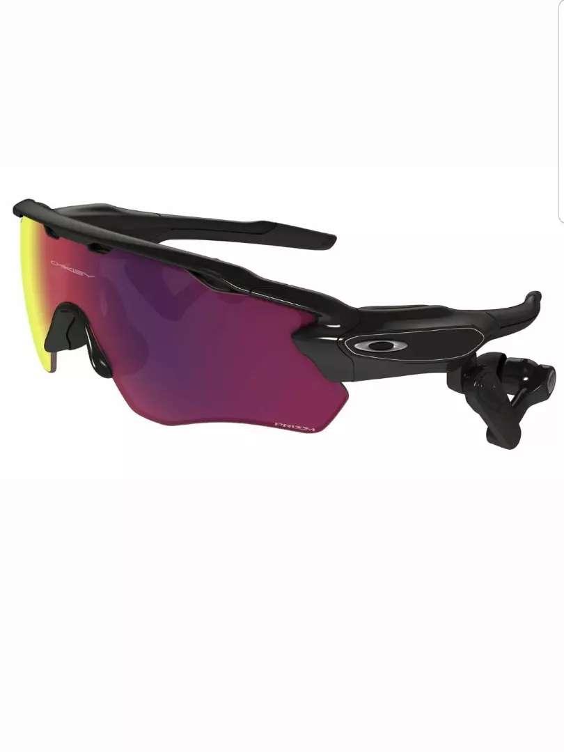 Gafas inteligentes oakley radar pace 0