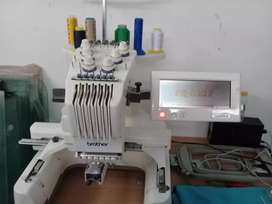 MAQUINA BORDADORA BROTHER PR600II