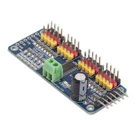 Modulo Shield Pca9865 Pwm 12 Bit I2c Controladora Servos