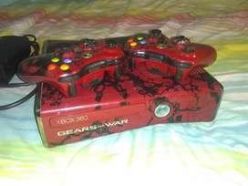 Espectacular xbox 360 edición GEARS of WAR