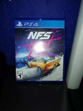 Ned for speed Hit ps4