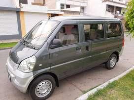 Chevholet minivan N300 modelo 2016
