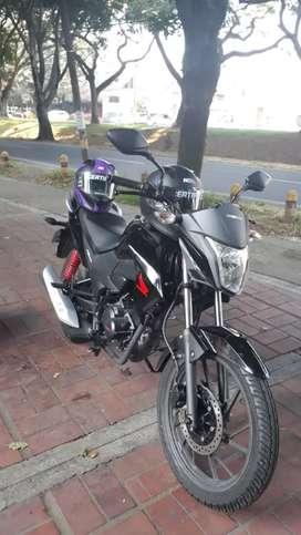 SE VENDE CBF125 modelo 2020