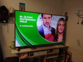 Smart TV de 76 ' marca LG