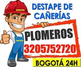 DESTAPE DE CAÑERIAS CON SONDA - PLOMEROS - VACTOR 3205752720