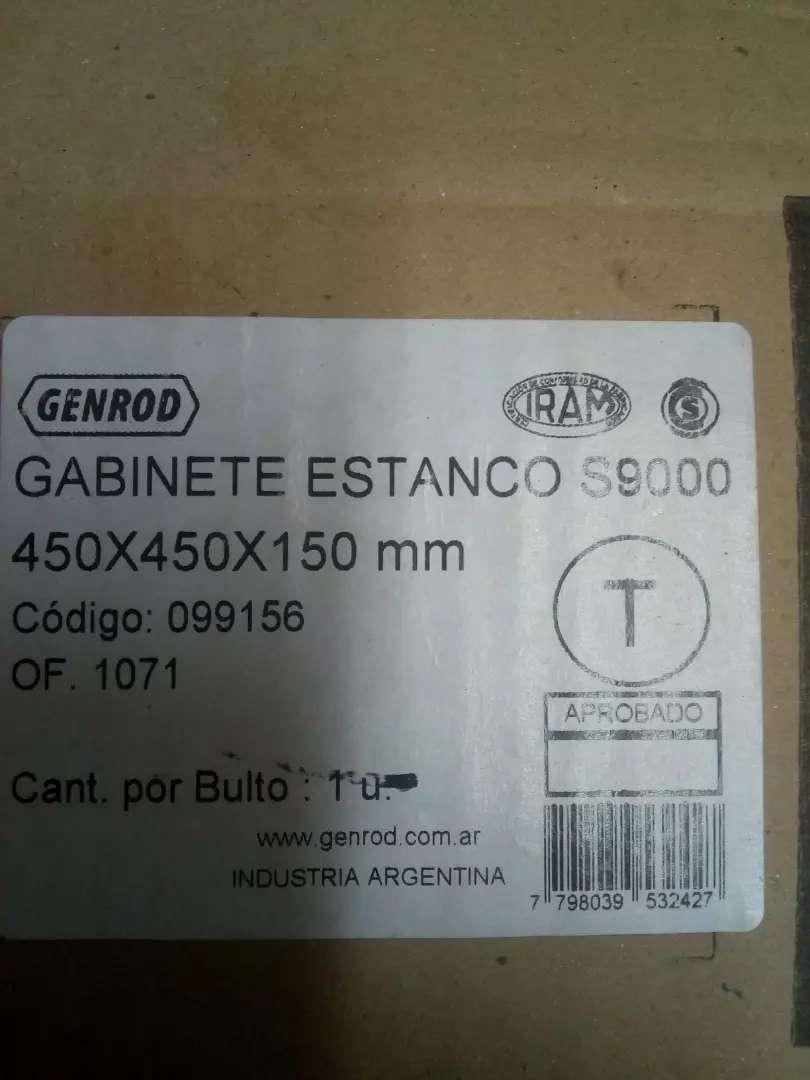 Gabinetes de chapa Marca Genrod S9000