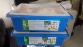 Kit LEGO 9556 y 9660