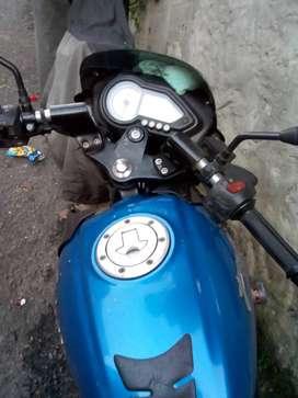 Moto pulsar 2014 papeles hasta octubre 2020 no traspaso la vendo o la cambio moto pequeña modelo 2012 en adelante 2.600