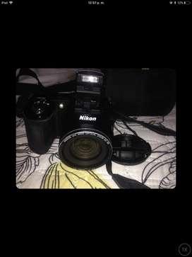 Camara Semiprofesional Nikon Coolpix L830 + Estuche original