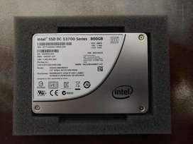 Disco de Estado Sólido Intel 800GB