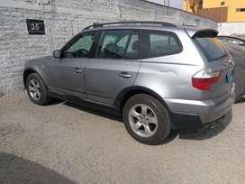 bmw X3 2008 Diesel
