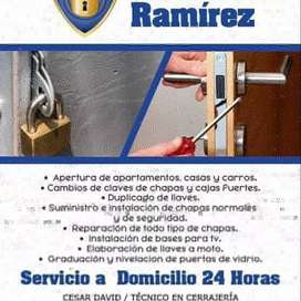 Cerrajeria Ramírez,  cuba. dosquebras. Pereira