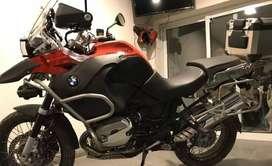 MOTO BMW 1200 GS ADVENTURE FULL COMO NUEVA