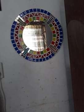 Vendo urgente espejo de mosaicos