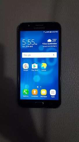 Samsung j7 16gb expandible