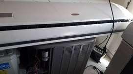Remate  aire pisotecho 5 ton ideal para local diskotekas salón eventos pequieria